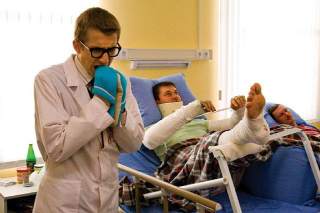 Доктор, у меня новая серия. Что не так в российских сериалах о врачах?