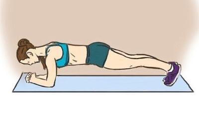Упражнения, чтобы подтянуть живот
