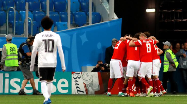 Россия на седьмом небе и в плей-офф!