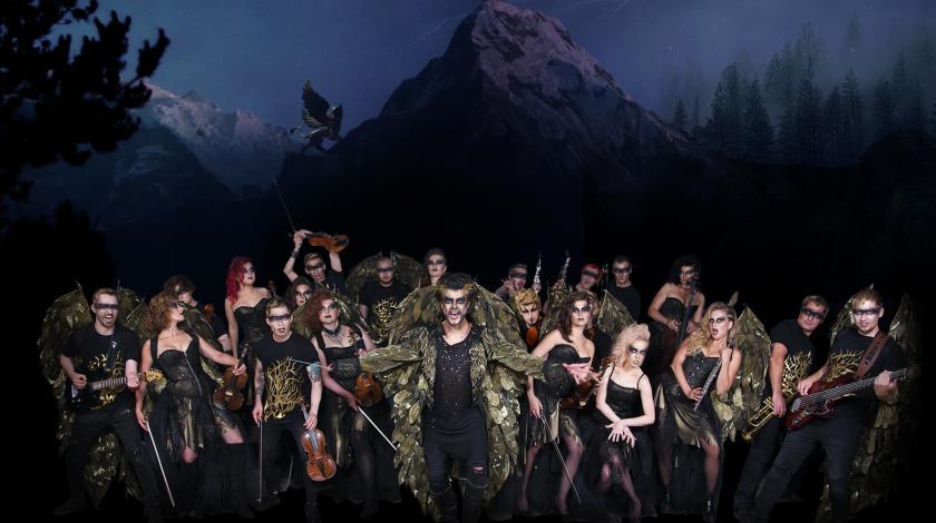 CONCORD ORCHESTRA: новое звучание классики рока