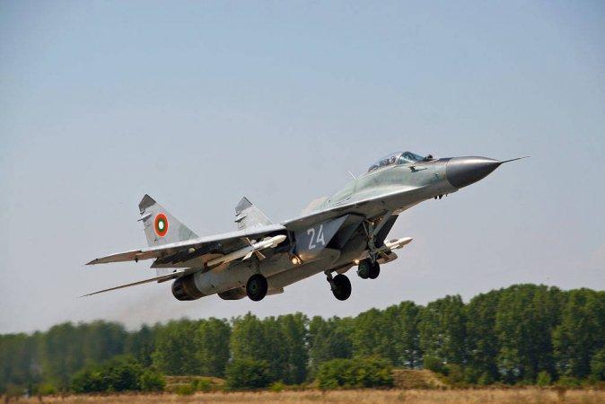 Болгарские ВВС возобновили тендер на закупку новых истребителей для замены МиГ-29