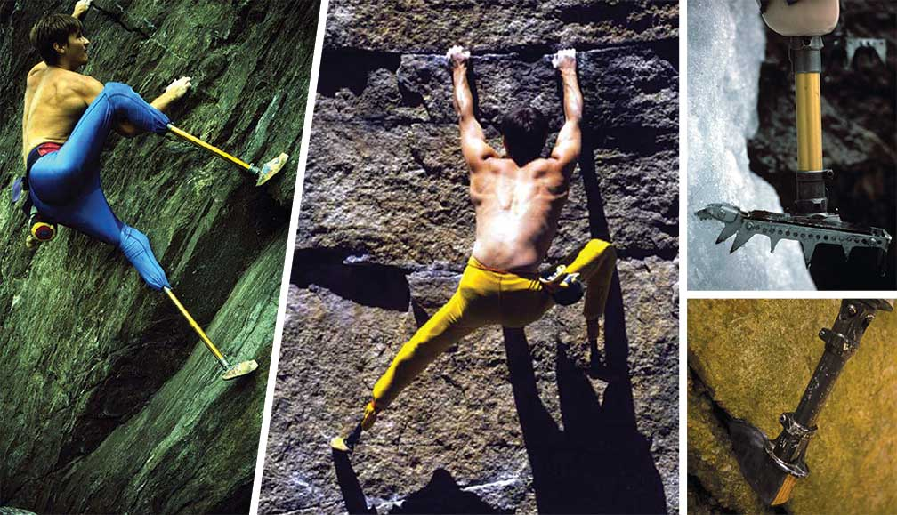 Сильные люди: Хью Герр — скалолаз без ног