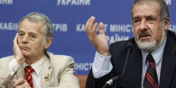 Крым и майдан не сочетаются: меджлис рыдает, сопли вытирает