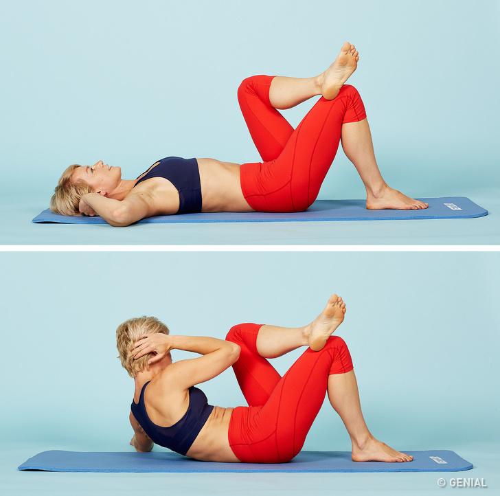 15 эффективнейших упражнений, которые помогут вам похудеть и укрепить тело