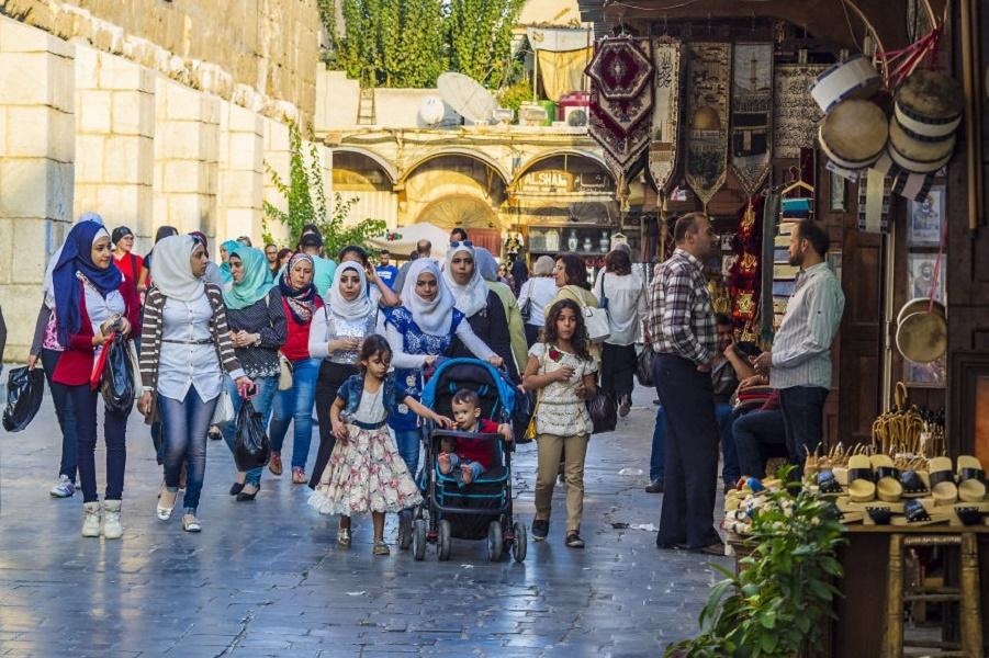 Дамаск – Алеппо – Хомс, все не так, как говорили СМИ
