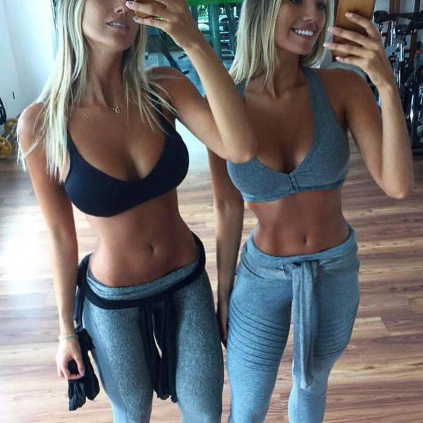 Фитоняши-близняшки Араужо из Бразилии