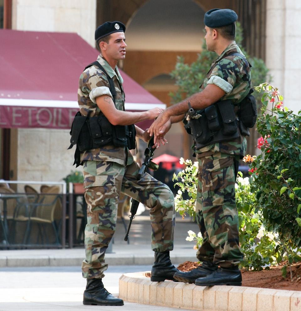 Ливанская армия накрыла крупную ячейку ИГ у границы с Сирией