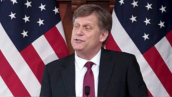 Макфол обиделся на отъем у посла США в России дачи в Серебряном бору