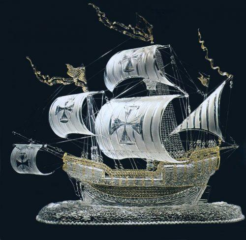 Хрустальная сказка, стеклянное волшебство Алексея Зеля