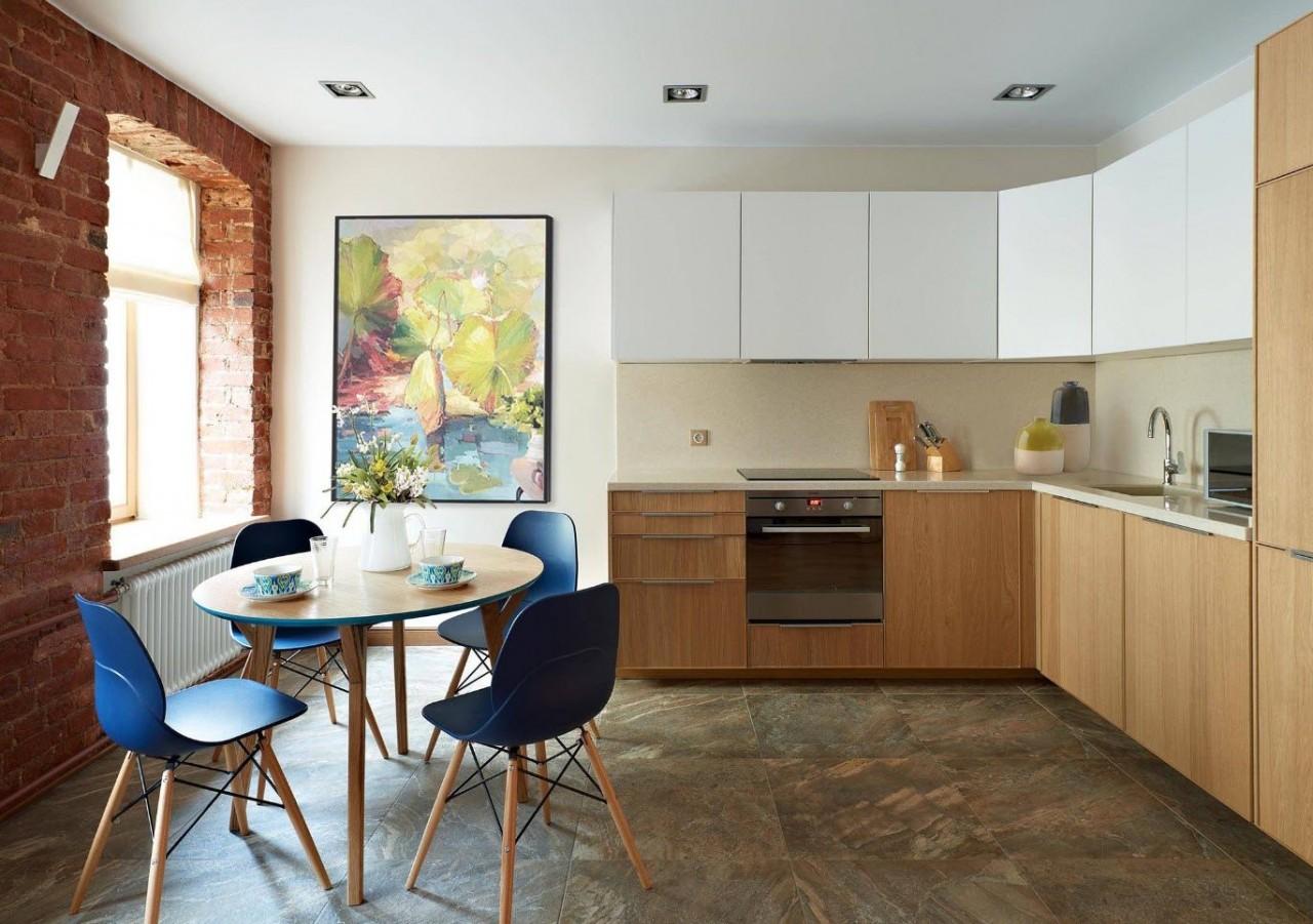 Кухня 8 кв. м — красивые инт…
