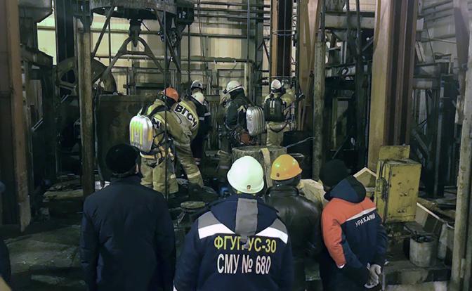Трагедия в Соликамске оказалась «калькой» с аварии на руднике в Мирном