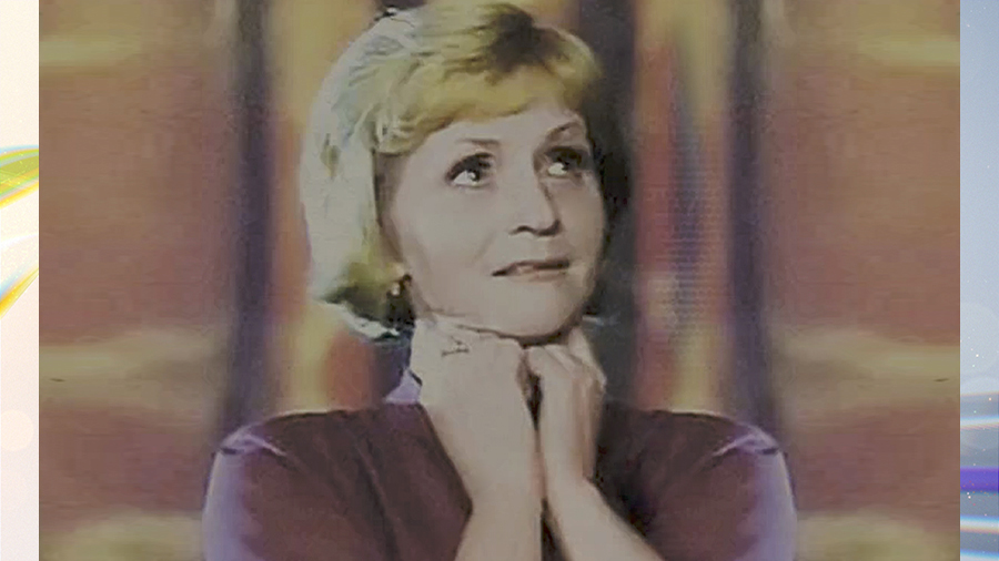 Клара Румянова – голос нашего детства