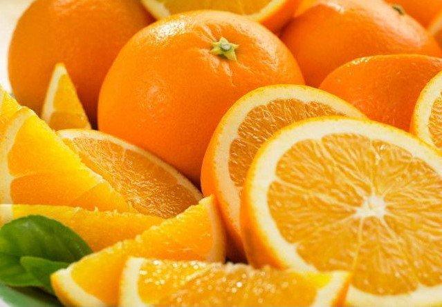 Один апельсин в день значительно снижает риск потери зрения