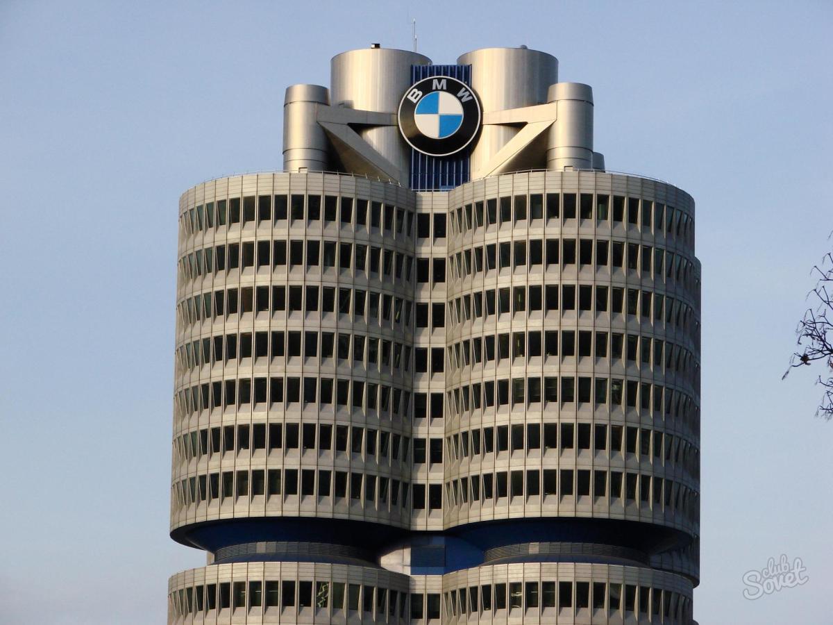Как делают BMW