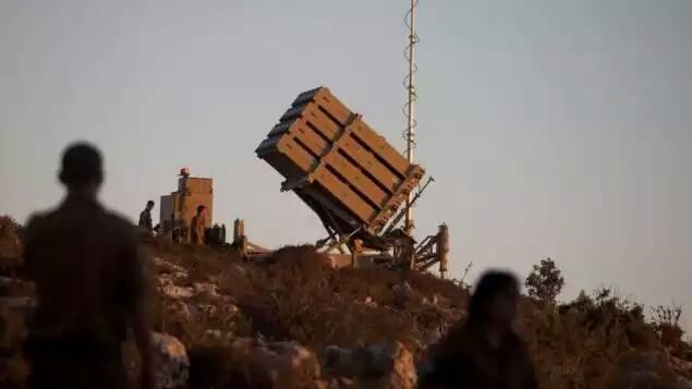 """США планируют разместить израильский """"Железный купол"""" в Сирии"""