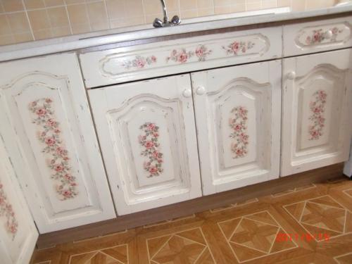 Мастер класс реставрация кухонного гарнитура своими руками