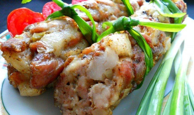 Домашние колбаски без кишок еда, интересное, кулинария, полезное, рецепты, сало