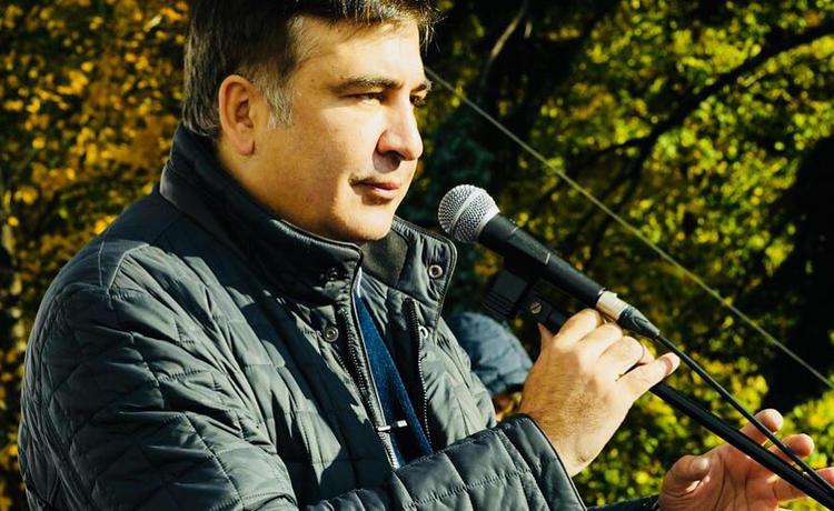 Через считанные часы Михаил Саакашвили приступит к плану «Б»