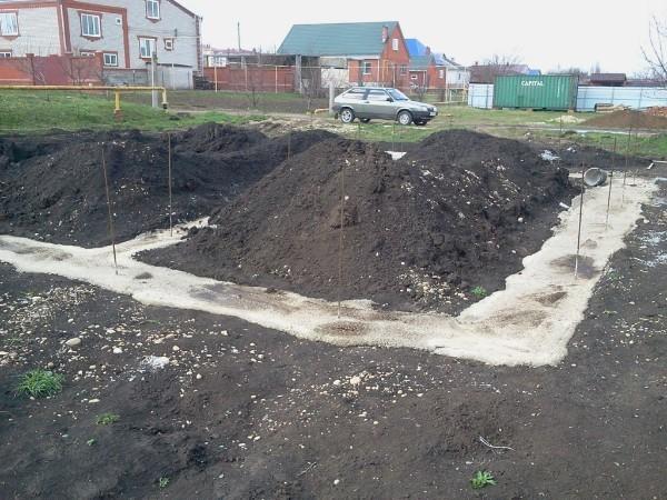 Как строят дома на продажу в Краснодаре? или как нельзя строить частные дома! дома, осторожномногобукв, рукожопы, строители