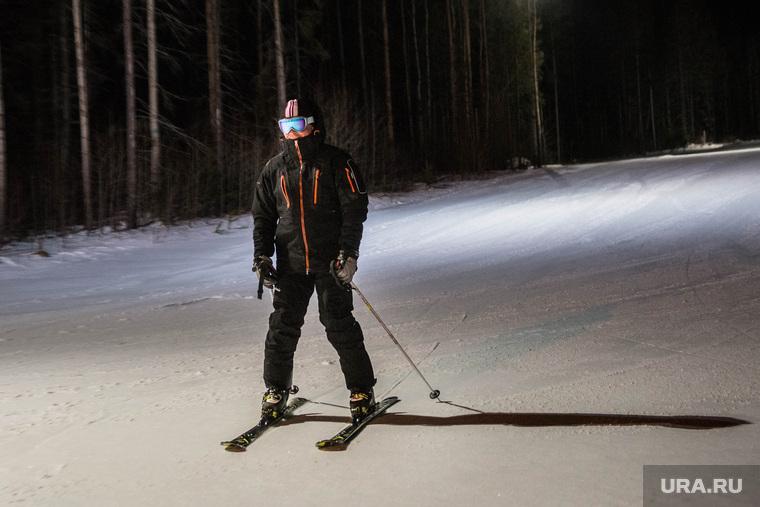 Российские горнолыжники поед…