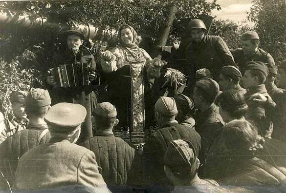Лидия Русланова: за что посадили знаменитую певицу
