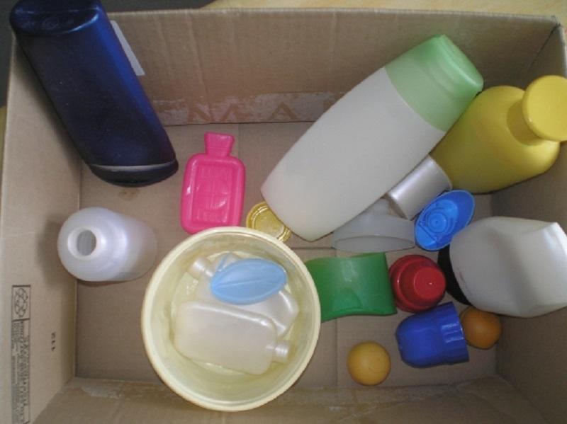 Интересные поделки из пластиковой тары