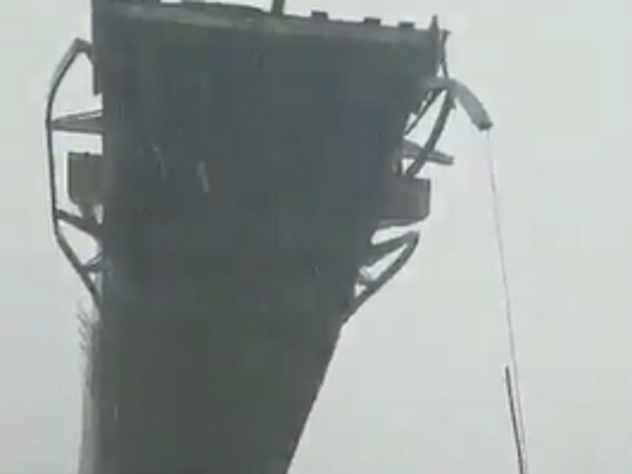 Стала известна предварительная причина обрушения моста в Генуе