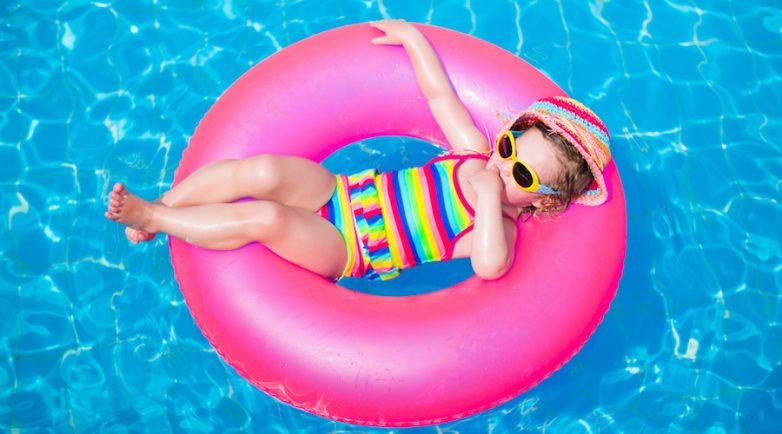 5 правил пребывания детей на солнце