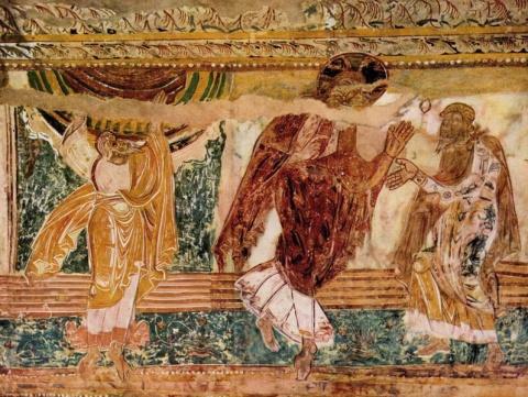 Изобразительное искусство романского периода