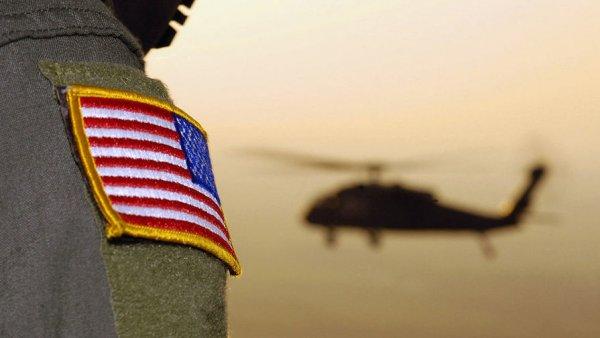 Вертолеты США вывозят главарей ИГ