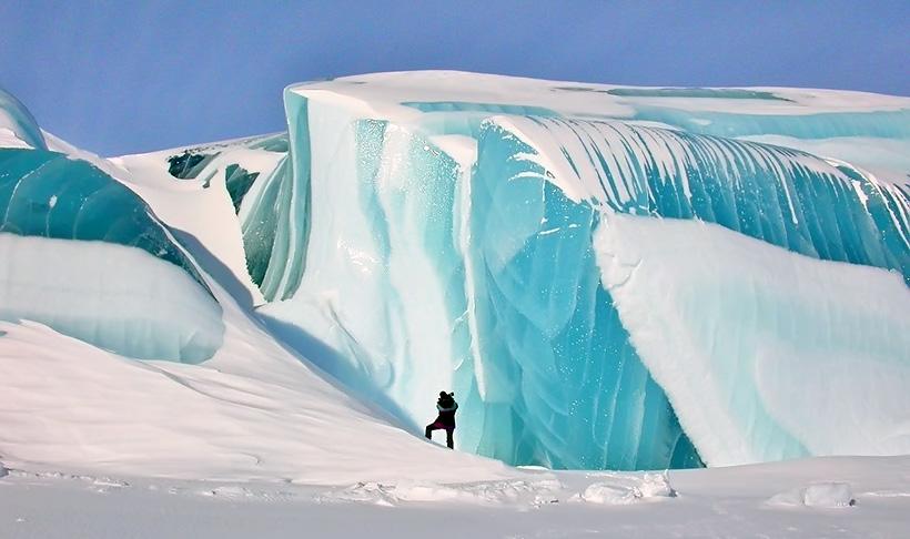 Замороженная волна