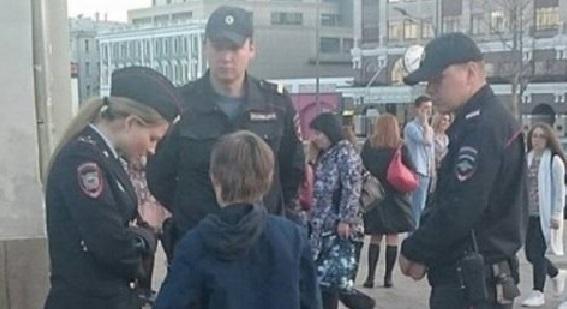 Народителей «мальчика сАрбата» составлены полицейские протоколы