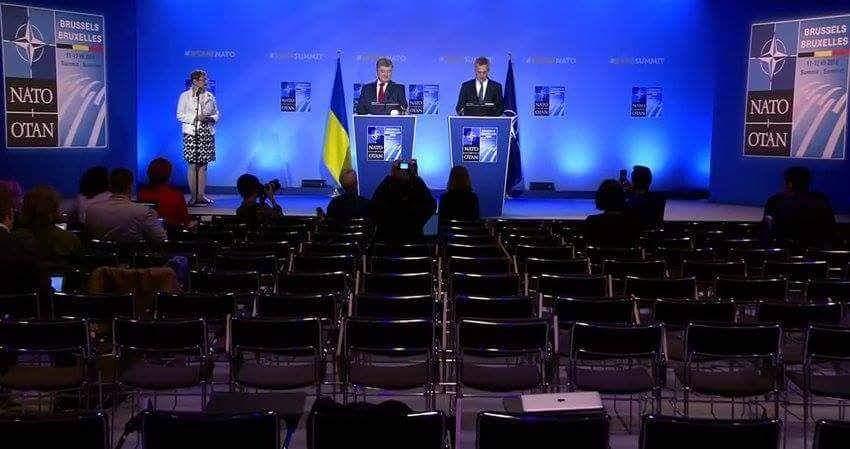 """Фотошедевр: """"Украина в НАТО"""""""