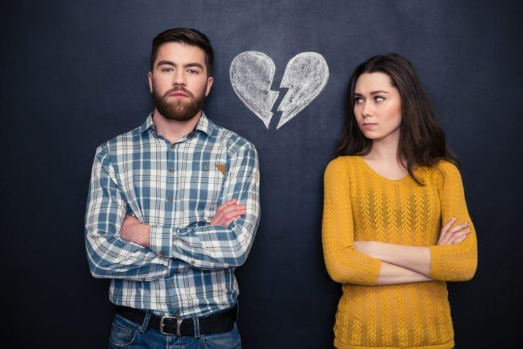Семь табу в отношениях с мужчиной