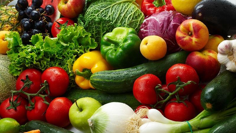 сезонность овощей и фруктов