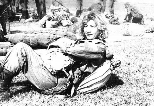 Как в Афганистане воевали советские женщины-военнослужащие