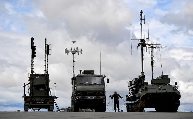 Русские «невидимые убийцы», которые способны изменить ход войны