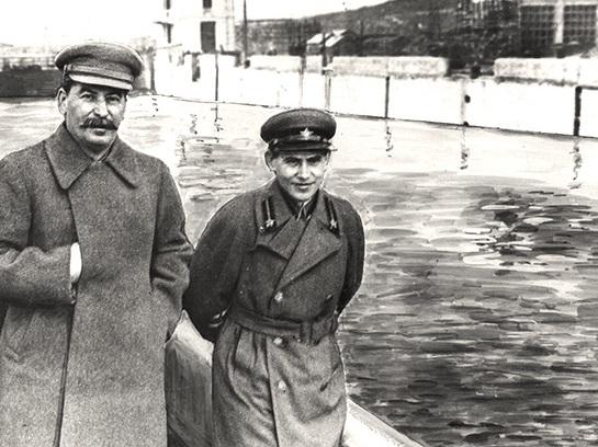 Почему Сталин был недоволен Ежовым
