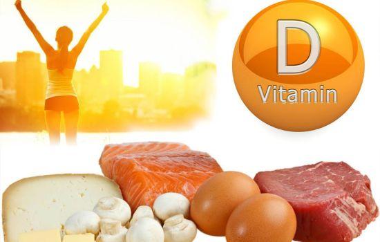 7 признаков дефицита витамина D
