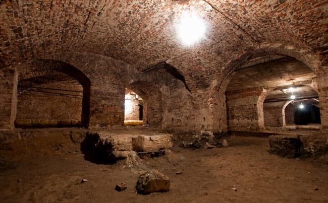 Подземные тайны ушедших эпох и настоящего