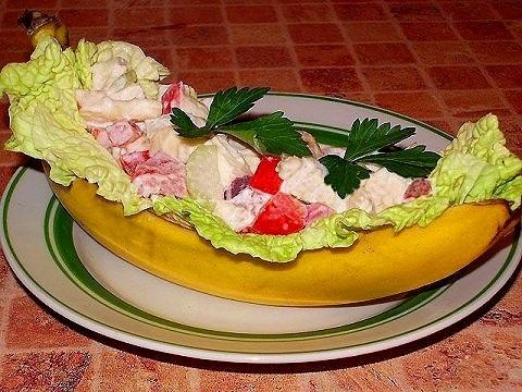 Украшения для порционных салатов