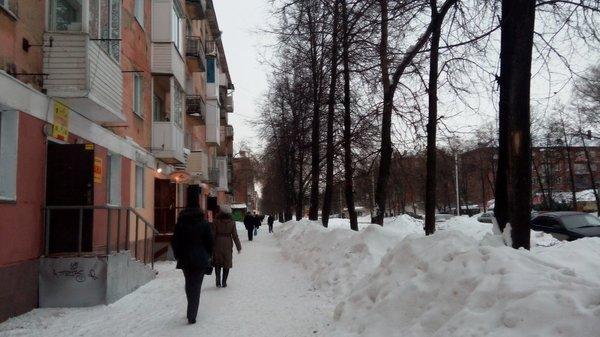 Зима как один длинный день