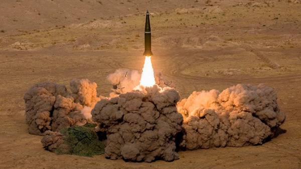 Ракеты «Искандер-М» бьют не в бровь, а в глаз