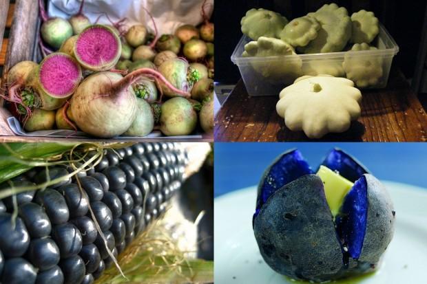 14 странных овощей, которые не заслужили внимание фермеров