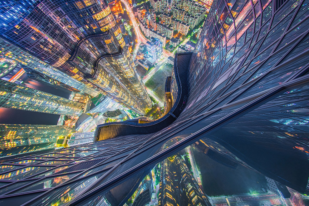 Фото городов с конкурса National Geographic
