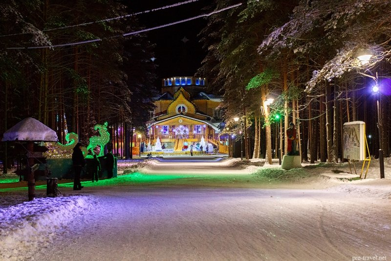 Вотчина Деда Мороза Великий Устюг, Вотчина Деда Мороза, фоторепортаж