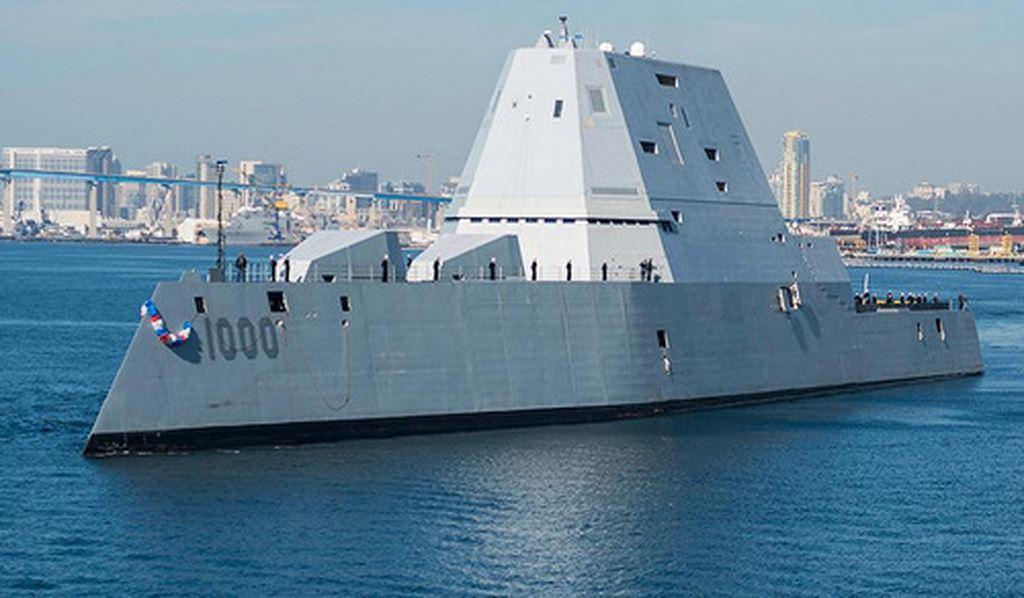 Дорогой и поломанный: «перспективный» суперэсминец США снова ремонтируют