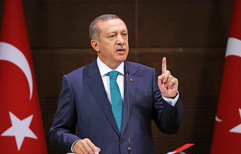 Эрдоган: Сирия должна быть освобождена от Асада