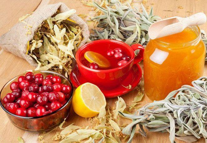 11 мощных народных средств от вирусных инфекций и простуды