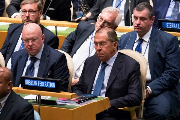 Как Россия закладывает глубокие корни в Сирии и предостерегает Запад от вмешательства